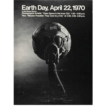 First Earth Day Poster