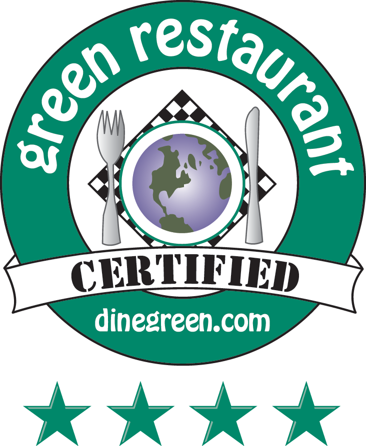 Farm Barn Cafe is a 4 Star Certified Green Restaurant®